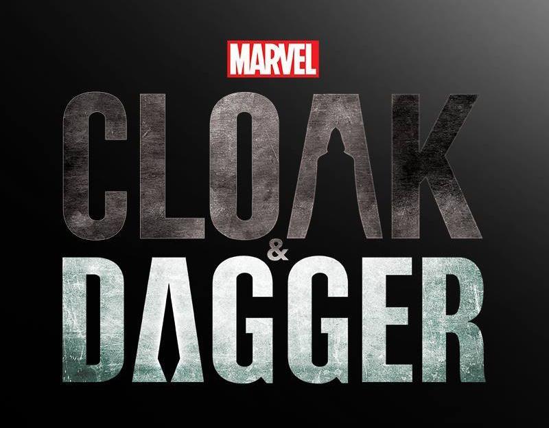 Logo oficial de Marvel's Cloak & Dagger. (Foto: Freeform)