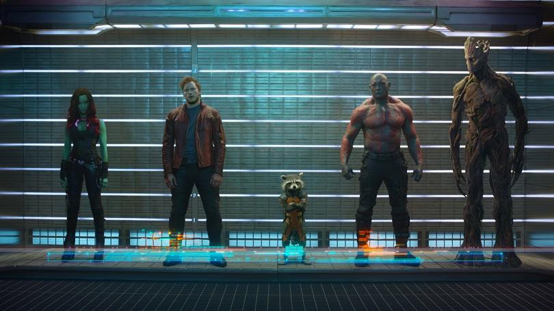 Heróis, foras da lei ou de tudo um pouco? Todos os Guardiões da Galáxia têm ficha criminal. (Foto: Marvel)