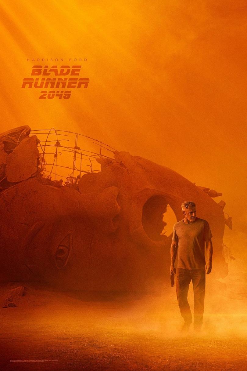 Este é um dos pôsteres já revelados de Blade Runner 2049. (Foto: Sony Pictures)