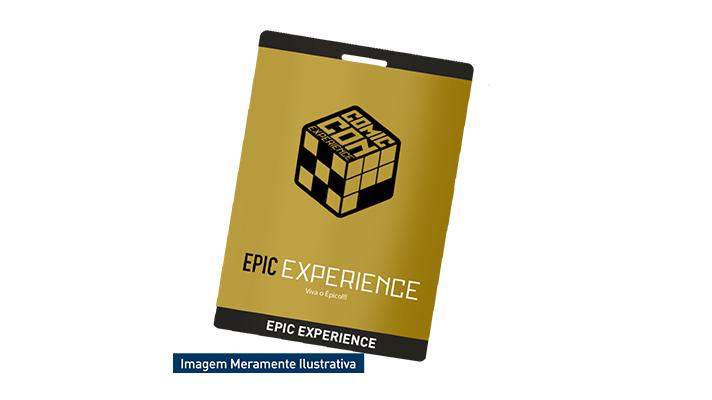O pacote Epic Experience é uma das novidades da Comic Con Experience 2017. (Foto: Mundo Geek)