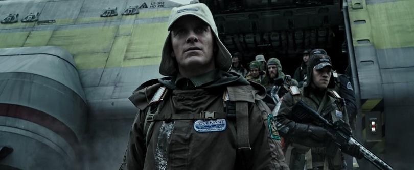 Como de costume nas expedições de Alien, Walter é o sintético presente na nave Covenant. (Foto: 20th Century Fox)