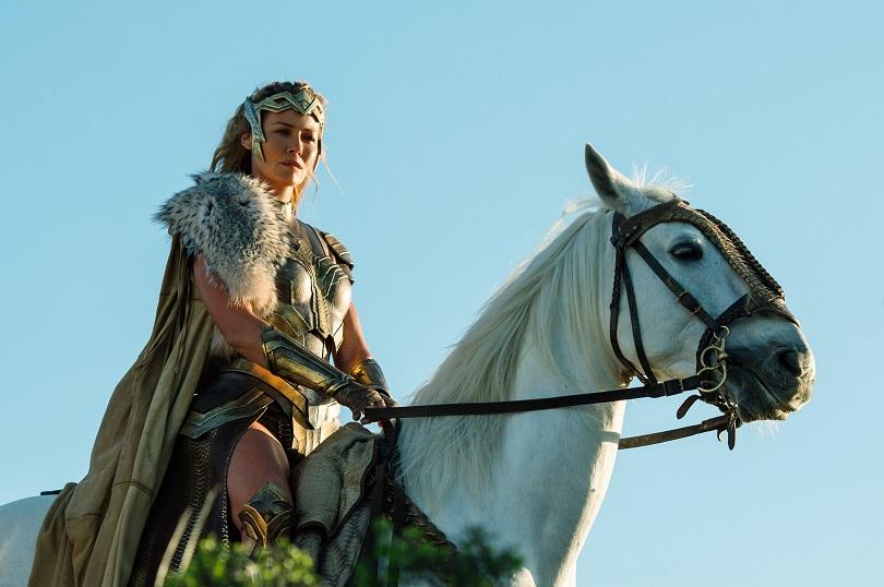 A Rainha Hipólita guarda um segredo sobre a origem de Diana e tema que a Princesa Amazona saiba da verdade ao confrontar Ares. (Foto: Alex Bailey/TM & © DC Comics)