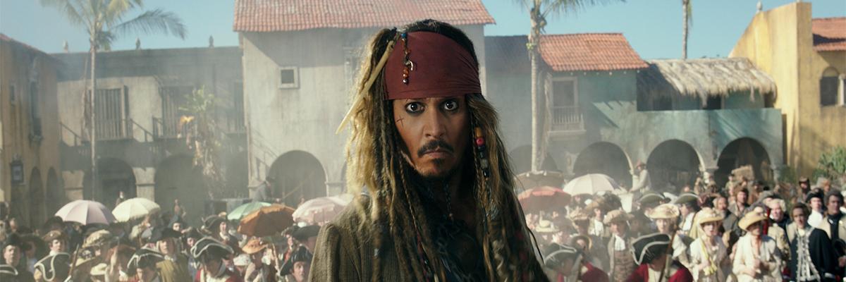 Piratas do Caribe: A Vingança de Salazar não é tesouro, mas garante risadas