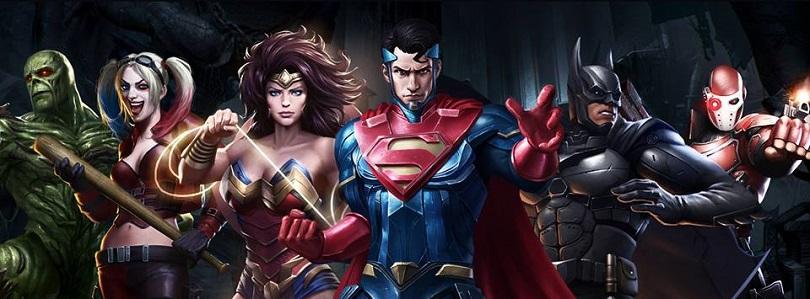 Intitulado Aliança Destruída, o capítulo 1 de Injustice 2 Mobile é composto pelos episódios O Fim dos Deuses, Não Desse Jeito, O Problema da Verdade e da Justiça e Perda na Família. (Foto: WB Games)
