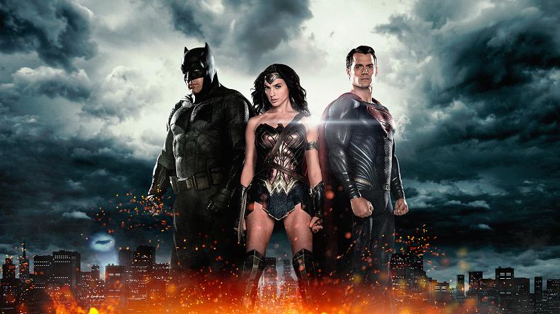 Mulher-Maravilha encara Apocalypse de modo como Batman jamais poderia fazer. (Foto: Warner)