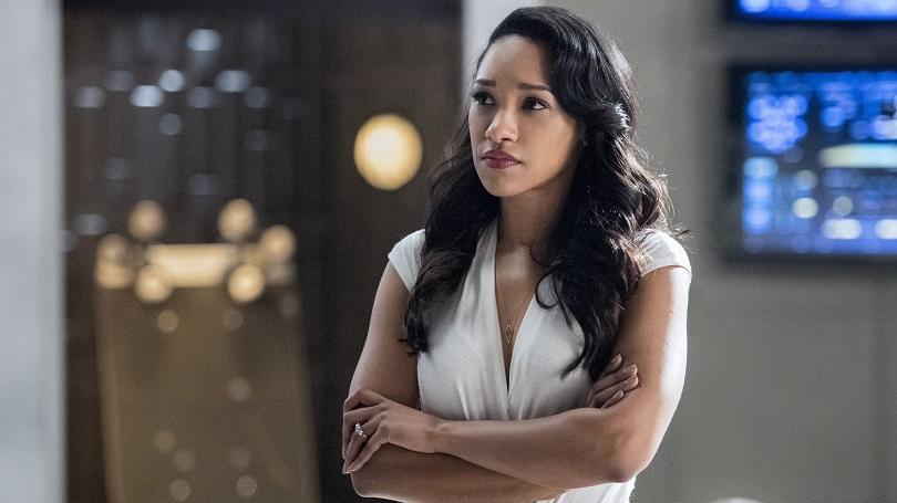 Marcada para morrer no dia 23 de maio de 2017, Iris West tem as cenas com mais carga emocional. (Foto: The CW)