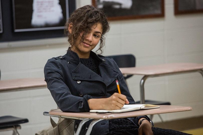 """Seria Michelle a futura """"Mary Jane""""? (Foto: Sony Pictures)"""