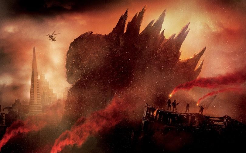 O filme de Godzilla que estreia em 2019 é mais um passo na construção do MonsterVerse da Warner. (Foto: Warner)