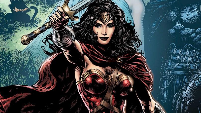 Na nova linha Universo DC: Renascimento, a Mulher-Maravilha segue em busca da verdade e sua origem é redefinida. (Foto: DC Comics)