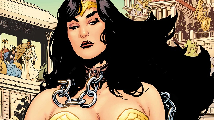 Cheia de formas, a graphic novel de Grant Morrison milita pelo empoderamento feminino. (Foto: DC Comics)