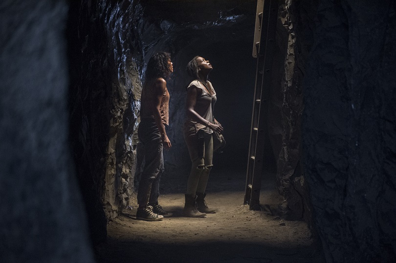 Será que há uma luz no fim do túnel para a humanidade? (Foto: Ron Jaffe/AMC)