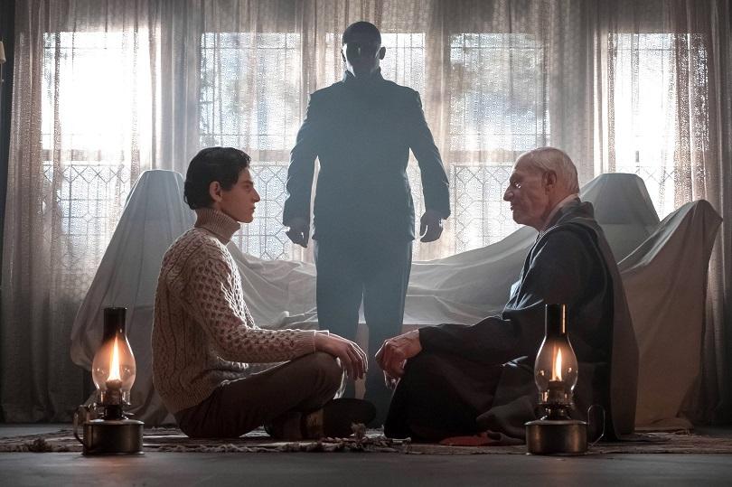Shaman ensina Bruce a superar a dor para encarar seu destino como Cavaleiro das Trevas. (Foto: DC Comics)