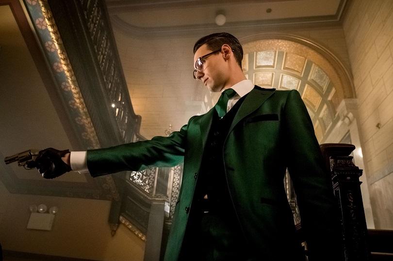 """A série mostra como Ed Nygma ganhou o codinome """"Charada"""". (Foto: DC Comics)"""