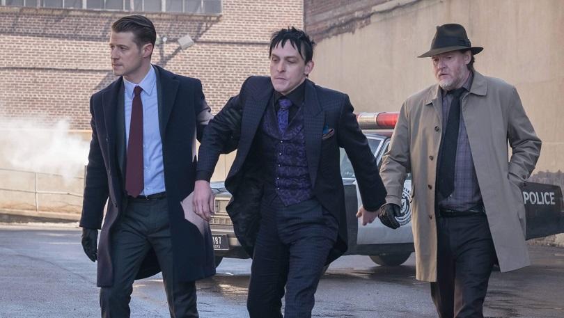 Jim descobre a verdade sobre a morte de seu pai e encontra seu tio, Frank Gordon, que pertence à Corte das Corujas. (Foto: DC Comics)