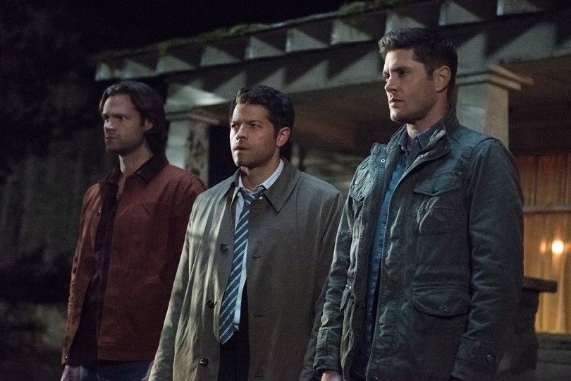 O episódio All Along the Watchtower promete chocar os fãs de Supernatural. (Foto: Dean Buscher/The CW)