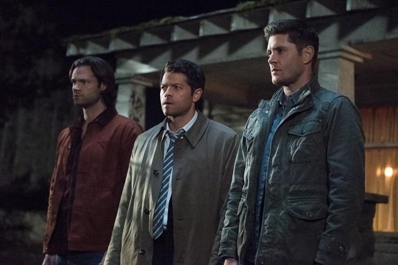 O episódio All Along the Watchtower promete chocar os fãs de Supernatural. (Foto: Dean Buscher/The CW)